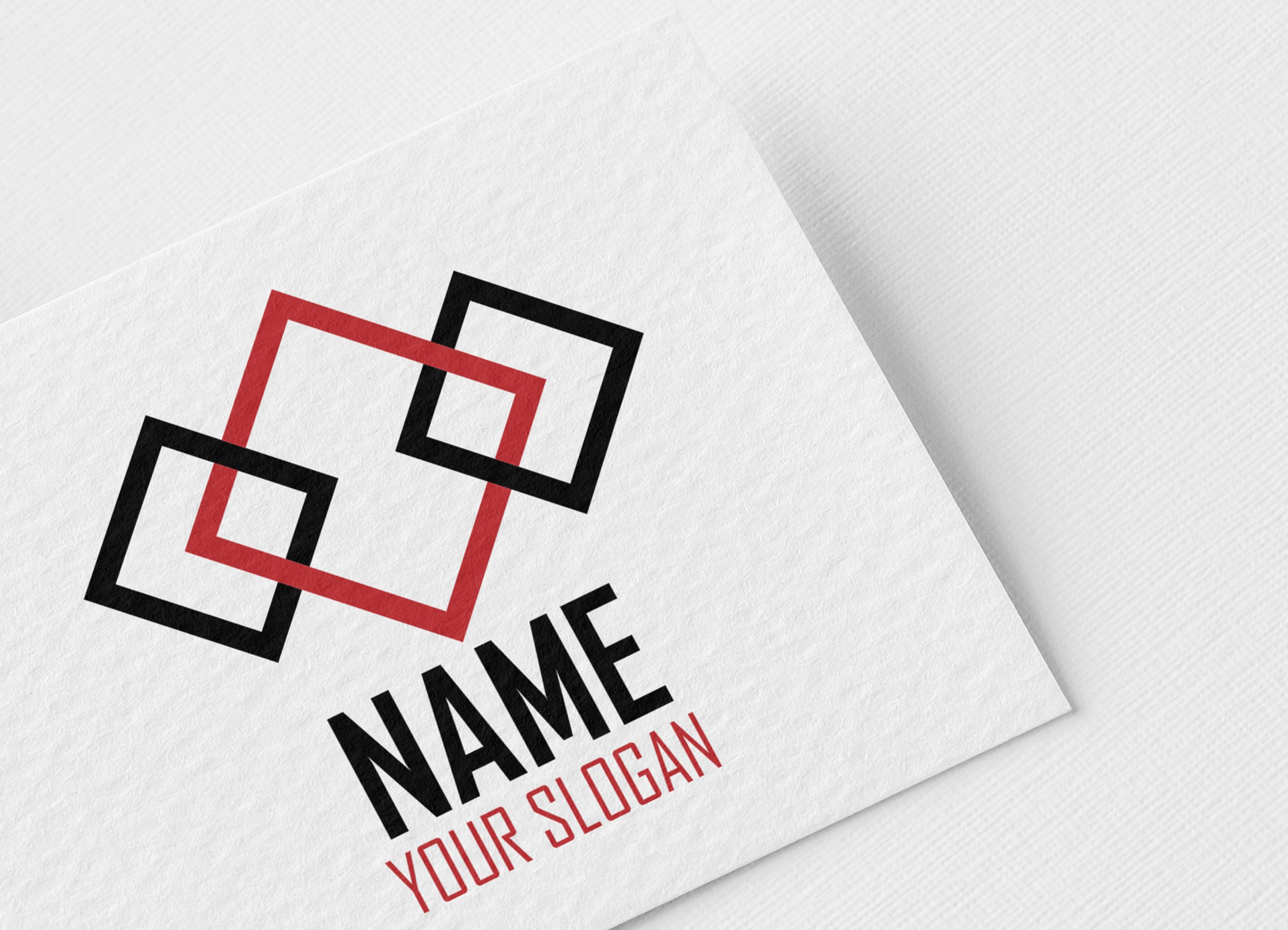 Branding-logo-three-squares