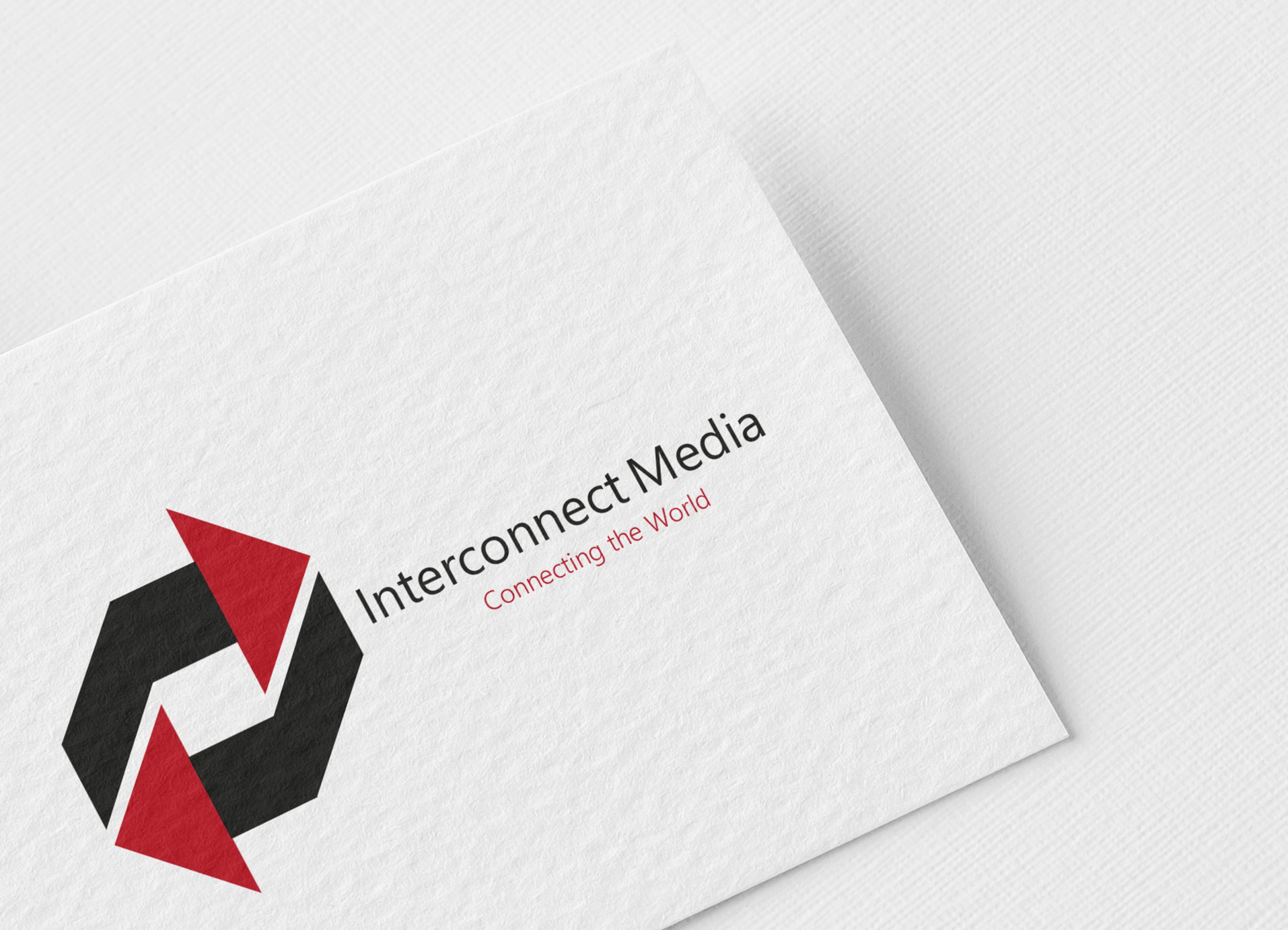 Interconnect-Media-Logo-Template