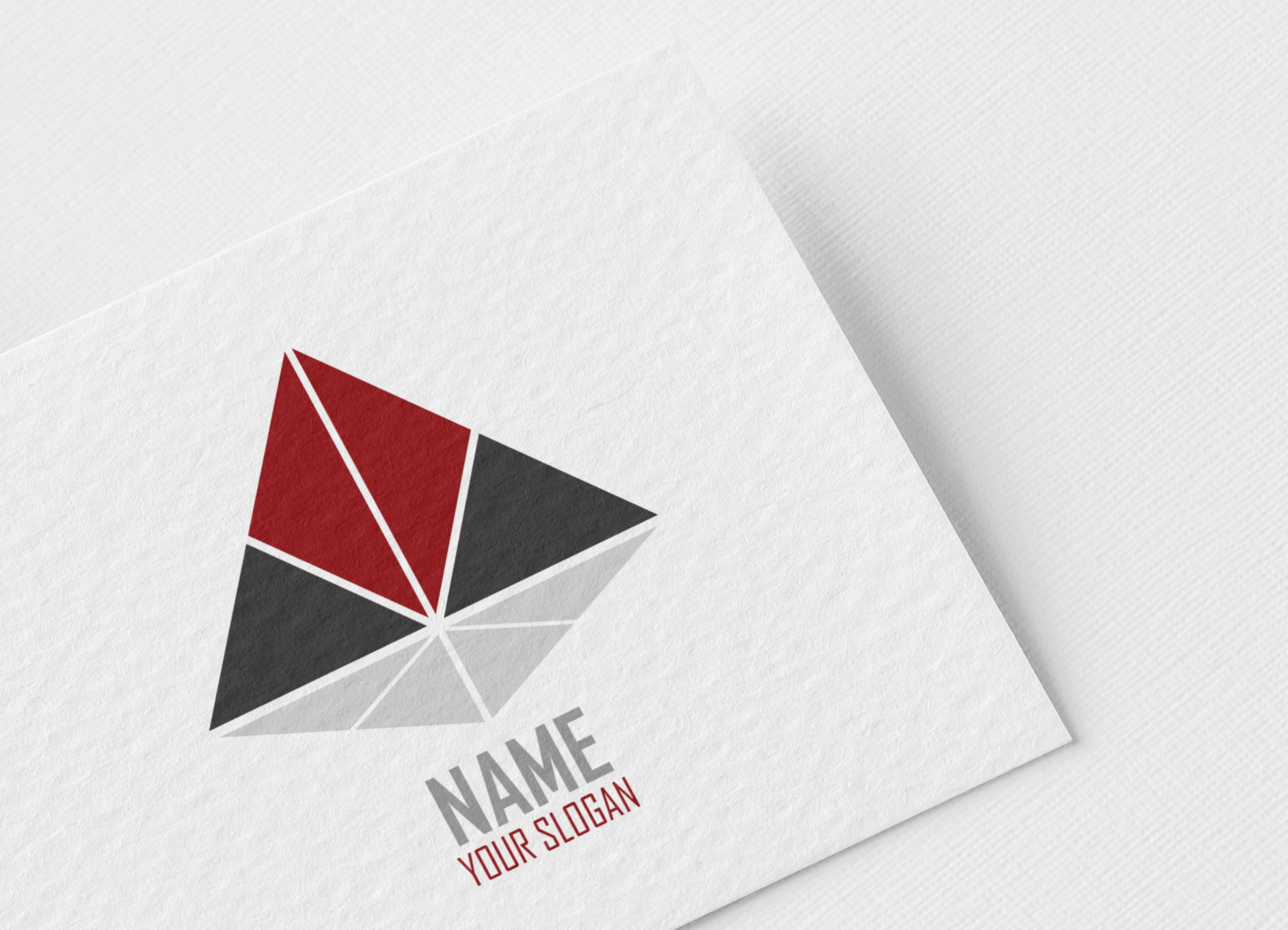 Pyramid-Logo-Template