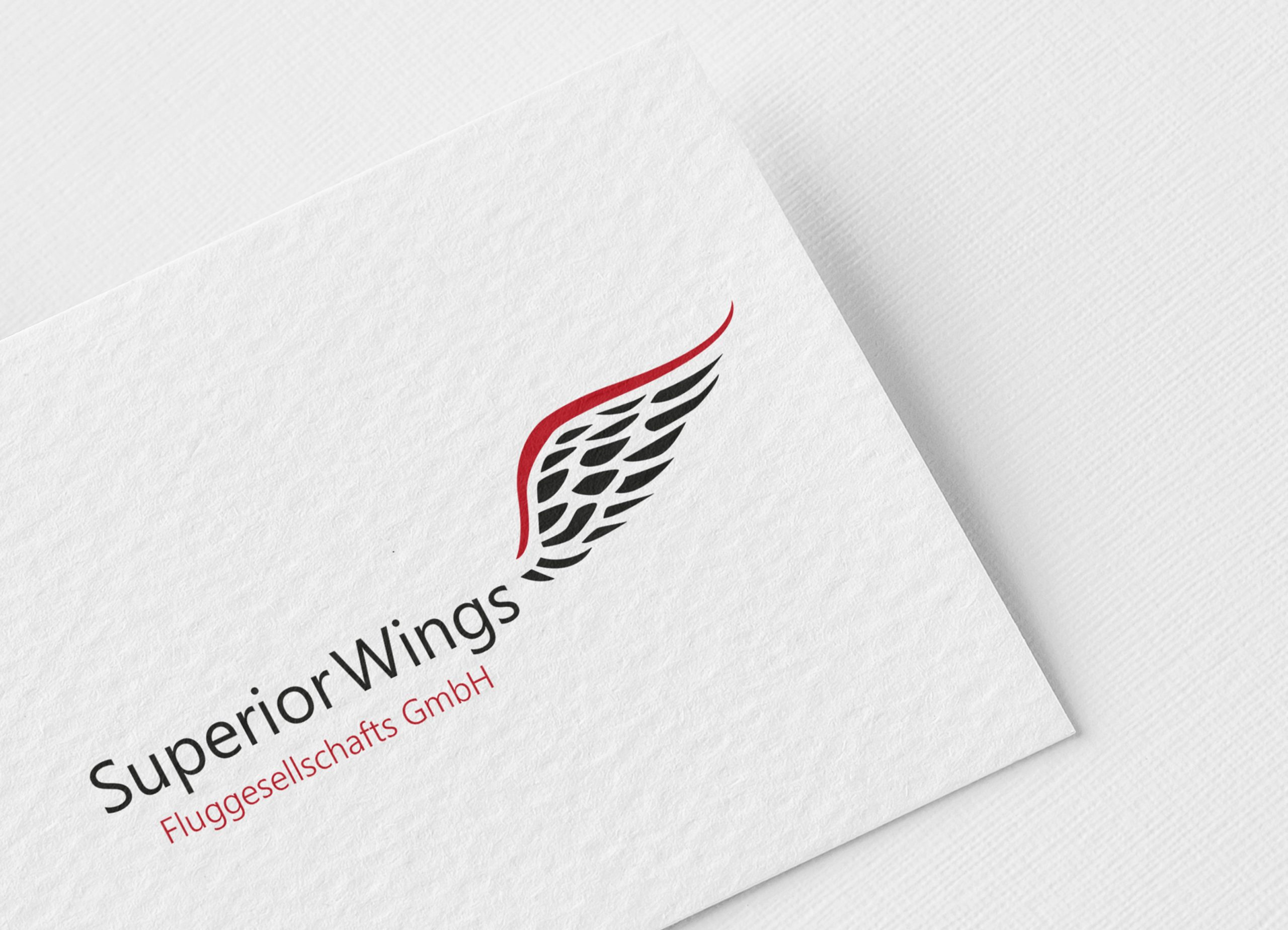 Superior-Wings-Logo-Template